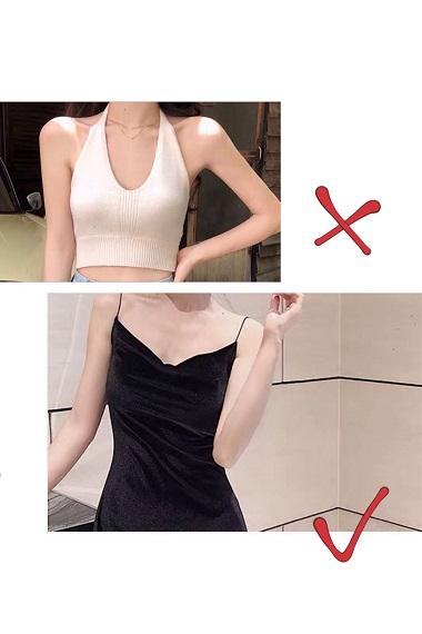 肩宽的女生穿衣搭配技巧 3大夏季穿衣禁忌让你成