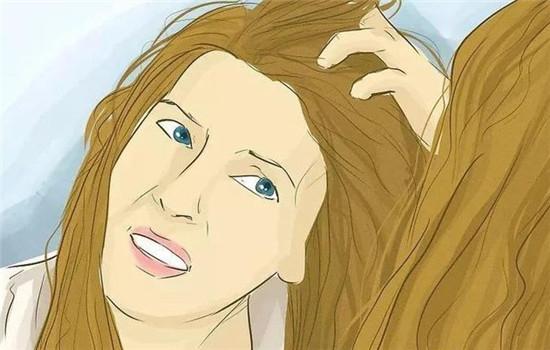 女生睡觉时应该扎头发还是不扎 经常扎发会秃头